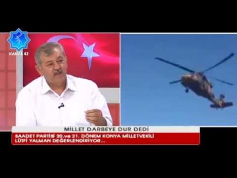 Saadet'li Yalman'dan yıllar önce Erdoğan'a 'Darbe' uyarısı
