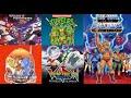 90's CARTOONS - 'Transformers,Ninja Turtles,Thundercats,He-man,Voltron' INTROS