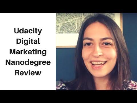 Udacity Digital Marketing Nanodegree Review