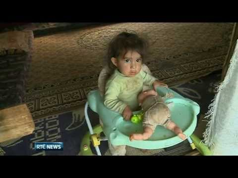 Syrian refugees in Lebanon - child labour