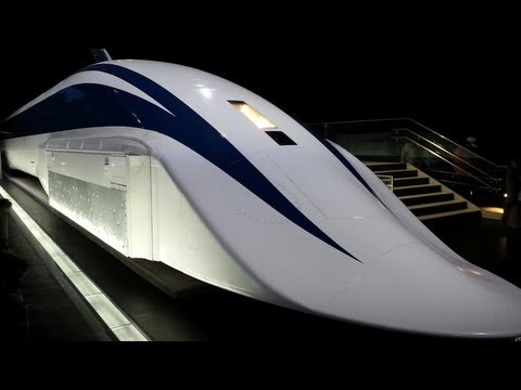 One Japan #78 Maglev Train Museum in Aichi 