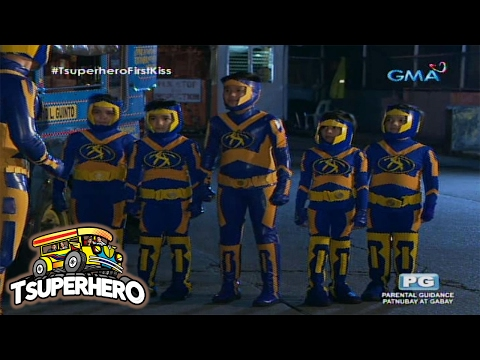 AIRED (February 5, 2017): Para malaman ang konekyson ng multo sa jeep ni Andy, magsasanib puwersa ang mga Paham at si Tsuperhero. Watch 'Tsuperhero' every Sunday on GMA starring Derrick...