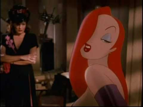 Who Framed Roger Rabbit: Jessica s Famous Scene