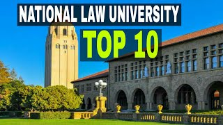 Top 10 National Law University in India | Admission in NLUs | Best Law Colleges in india |