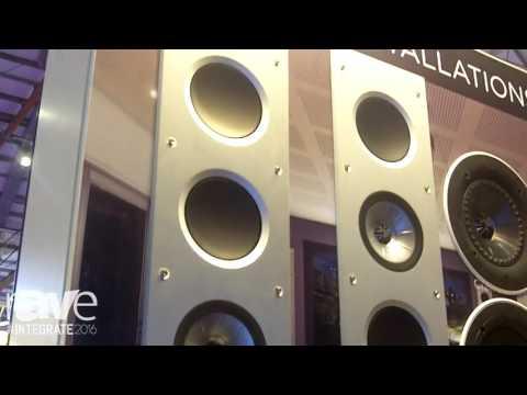 Integrate 2016: Advanced Audio Australia Features the KEF Extreme Installation Speaker Line