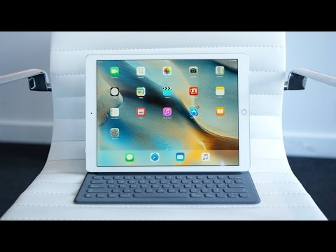 iPad Pro Second Impressions! [Apple Pencil]