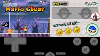 New super Mario bros DS emulador