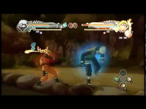Naruto UNSG Tale of Hatake Kakashi(xbox 360)