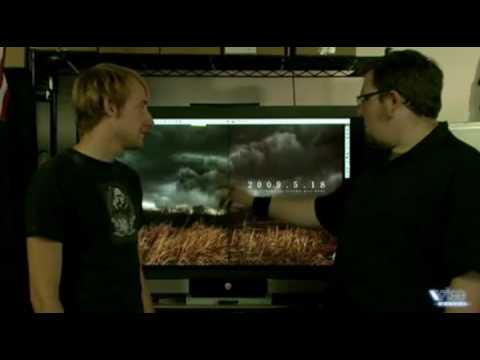 Пародия на тизер-сайт Metal Gear Solid: Rising/Peace Walker. Угар xDD