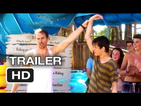 The Way, Way Back TRAILER – I Think You're a 3 (2013) – Sam Rockwell Movie HD