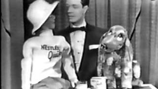 VINTAGE 1956 NESTLE QUIK COMMERCIAL WITH VENTRILOQUIST JIMMY NELSON