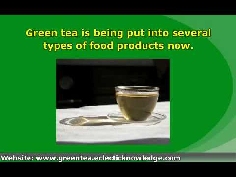 Green Tea: The Truth About the Health Benefits of Green Tea!