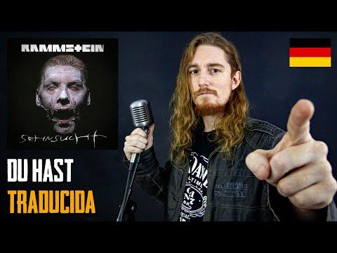 ¿Cómo sonaría DU HAST - RAMMSTEIN en Español? | Nico Borie