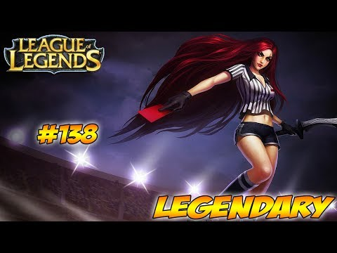 League Of Legends - Gameplay - Katarina Guide (katarina Gameplay) - Legendofgamer video