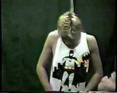 Def Leppard - Tour Manager Video 1988 part 2