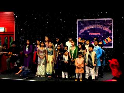 Jana Gana Mana By Kids video
