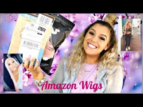 Cheap Wigs Off Amazon!!ррввпёррвр
