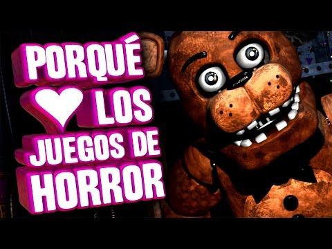 Porqué amamos los juegos de horror