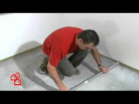 BAUHAUS TV - Bodendämmung