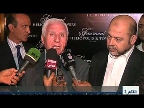Al Fatah y Hamas acuerdan formación de un gobierno de unidad en Gaza y Cisjordania