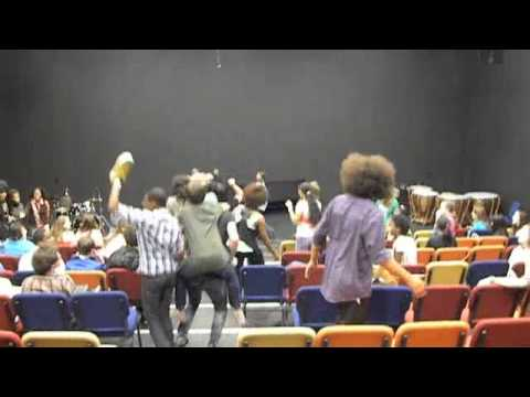 Alabama School of Fine Arts Harlem Shake