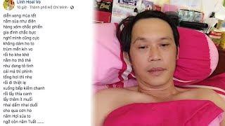 Fan lo lắng tình hình sức khỏe của Hoài Linh, khi làm thơ hé lộ bệnh tình thế này..!