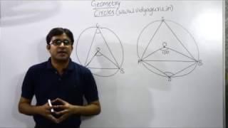 SSC CGL Exam Preparation Maths Tricks 2017: Geometry (Circle-I)