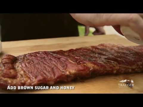 Traeger Video Recipe: 3-2-1 RIBS