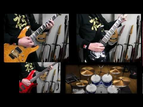 NightRanger - Don't tell me you love me (Vocal by Yuky.R)