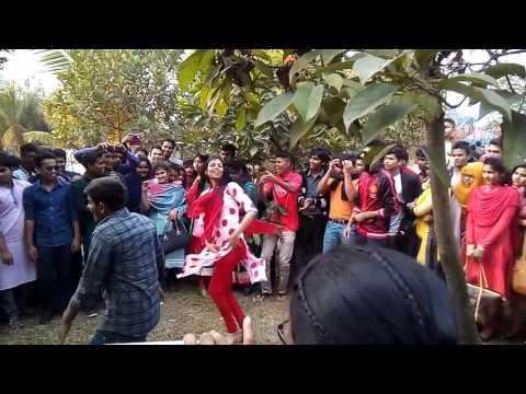 New Bangla Dance College Gril...
