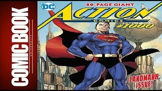 Action Comics #1000 | COMIC BOOK UNIVERSITY