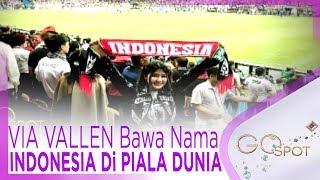 Keren!! VIA VALLEN Bawa Nama INDONESIA Di PIALA DUNIA !! - GOSPOT