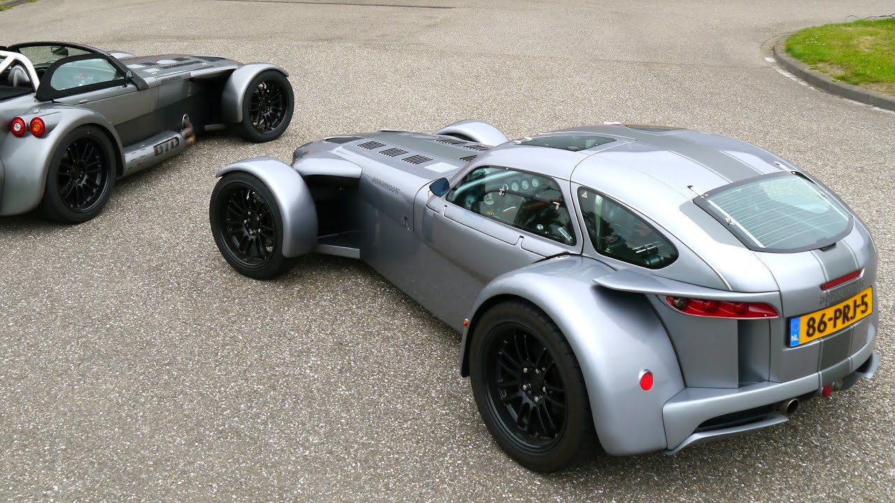 Donkervoort D8 Gto First Drive Youtube