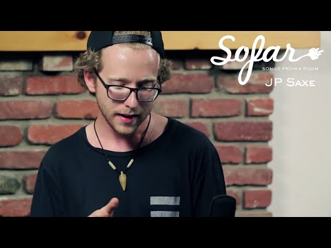 Jp Saxe - Big Yellow Taxi feel Like Makin' Love (cover) | Sofar Las Vegas (#968) video