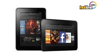 Обзор Amazon Kindle Fire HD 7