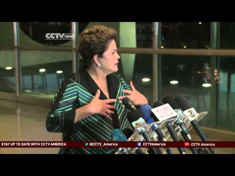 Silva backs opposition candidate against Rousseff