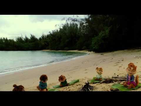 Alvin Ve Sincaplar 3: Eğlence Adası | Türkçe Fragman video