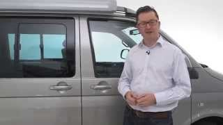 Practical Motorhome reviews the Volkswagen California