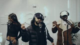 MXHXN ft. Jamilla & SamBoii - Toucha den (Live @ East FM)