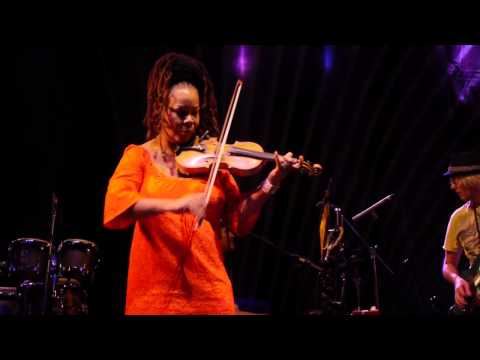 Tizer with Karen Briggs: (Is this Scheherazade's Groove?)