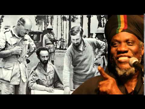 MUTA PLAYS A Haile Selassie documentary and Slide show( A MUST HEAR)