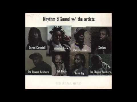 Rhythm & Sound - Best Friend w /The Love Joys