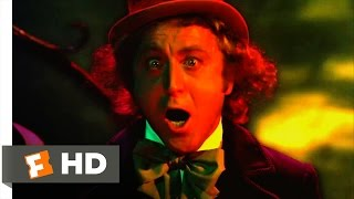 Willy Wonka & the Chocolate Factory - Tunnel of Terror Scene (6/10) | Movieclips