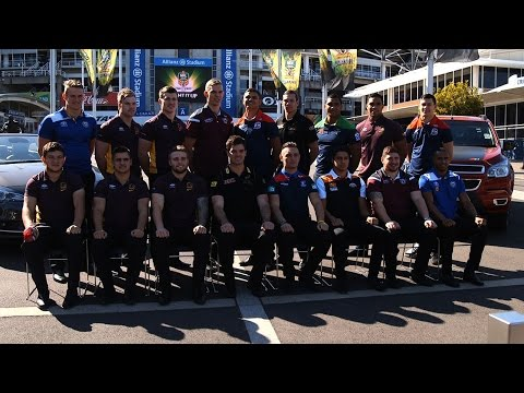 2015 Holden Cup Team Of The Year Super League Rugby Videos