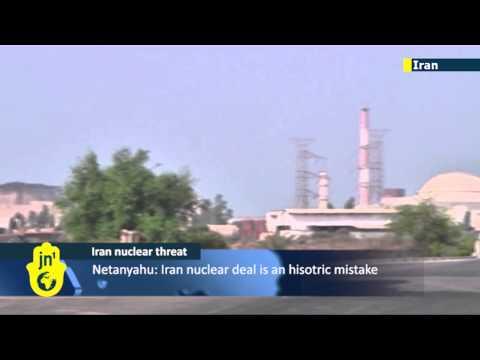 Israeli PM Benjamin Netanyahu: Iran nuclear deal leaves Tehran six weeks further from nuclear bomb