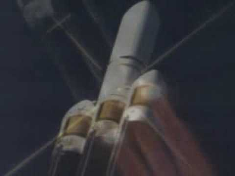 Delta IV Heavy inaugural launch