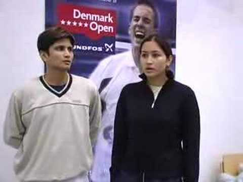 Interview with Jwala Gutta and Chetan Anand