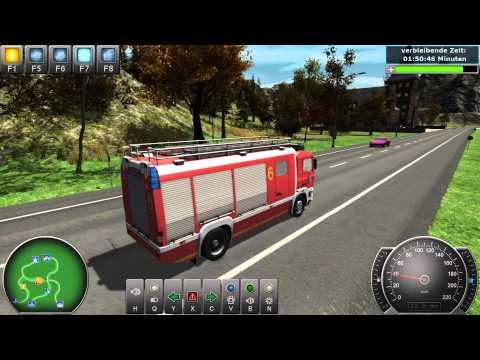 #002 Let's Play Feuerwehr 2014 Die Simulation - Diese Hektik [Deutsch] [Full-HD]