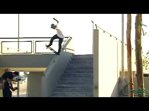 Video Vortex: Leo Romero | TransWorld SKATEboarding