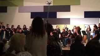 Wardle Music Evening June 2018 – 'Whiskey Before Breakfast' Folk Band